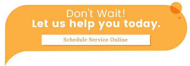 Schedule a Service Online