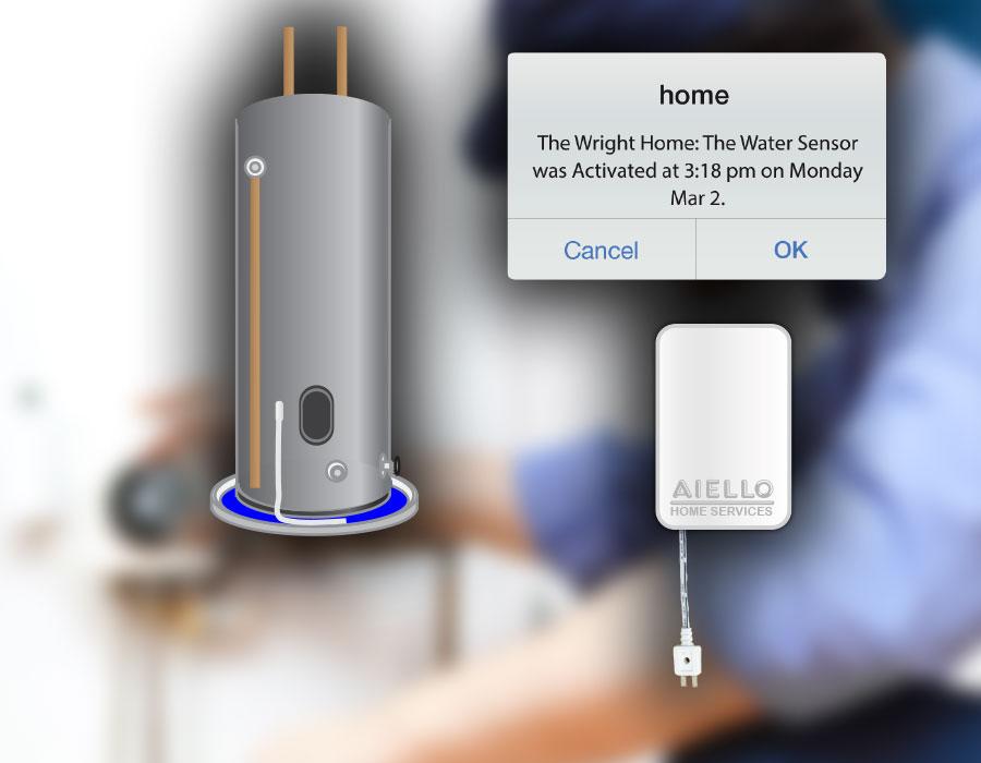 Water Sensor Promo