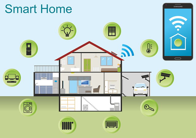 Smart home features