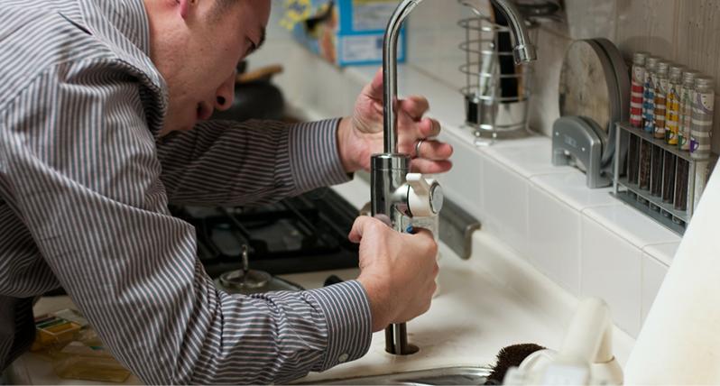 fix low water pressure