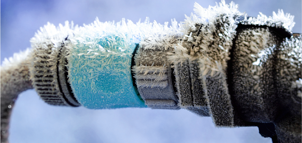 How to Thaw Frozen Water Pipes | Blog | Aiello Home Services