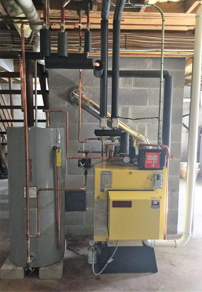 Boiler Replacement/Installation - Aiello Home Services