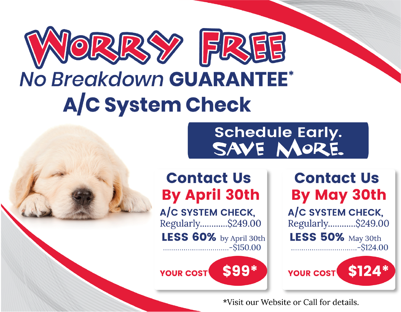 AC System Check Special