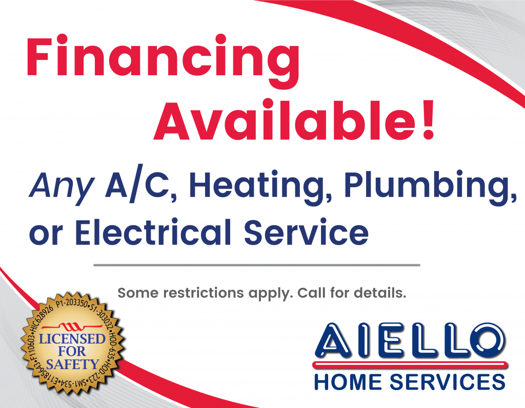 Aiello Home Services Financing
