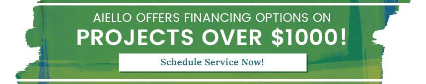 Aiello AC Install Financing