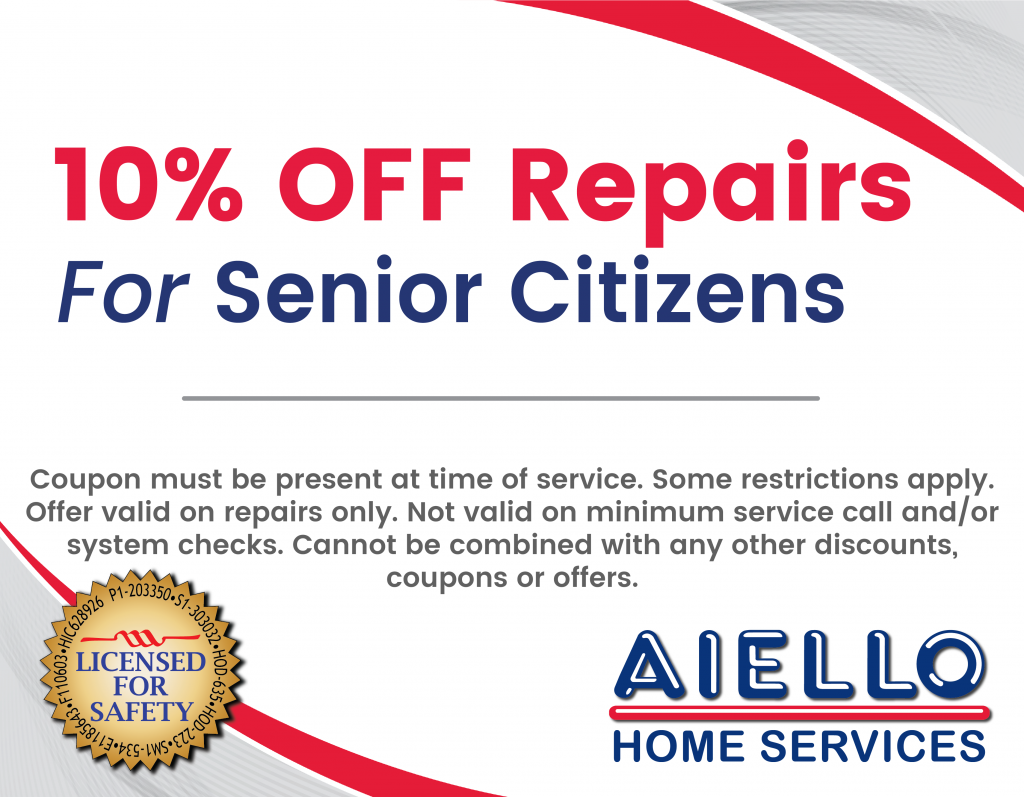 Senior 10% Discount Coupon